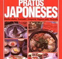 Livro Os Melhores Pratos Japoneses