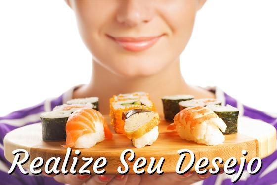Descubra como fazer sushi e sashimi