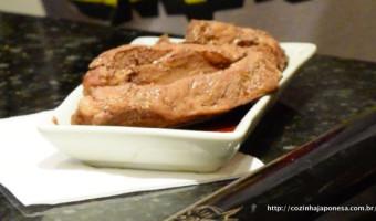 Receita de Costelinha de Porco à Moda Japonesa