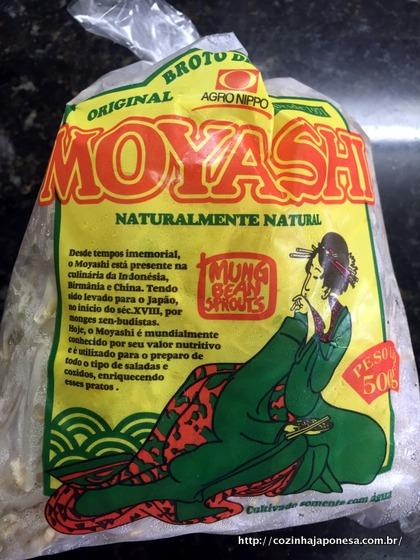 Moyashi (broto de feijão)
