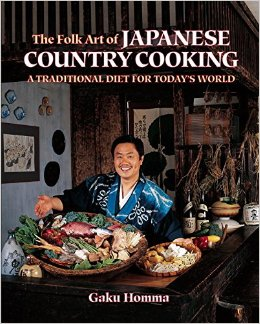 Capa do livro The Folk Art of Japanese Country Cooking