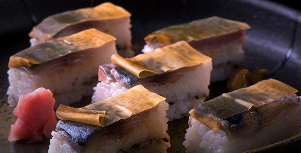 Oshizushi - Restaurante Tenkai
