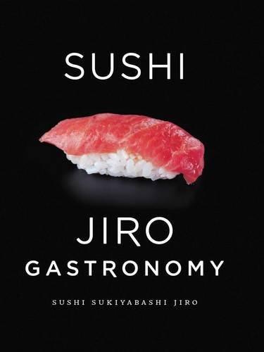 Capa do livro Sushi: Jiro Gastronomy