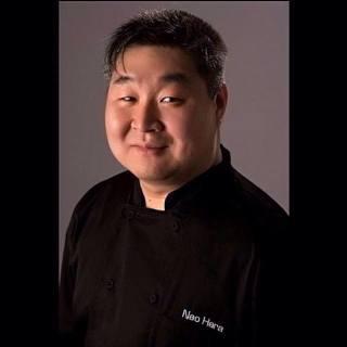 Chef Edson Nao Hara