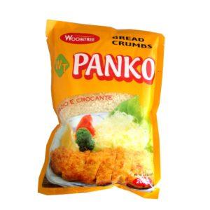 Farinha panko (ótima para hot philadelphia)