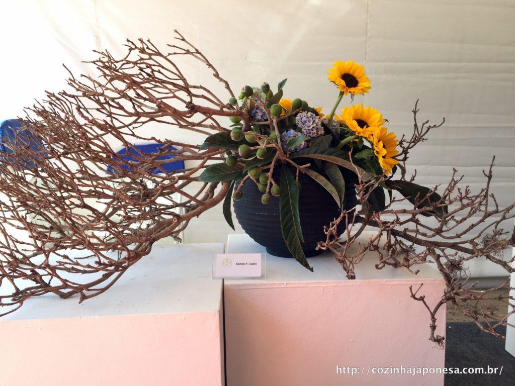 Ikebana, a arte japonesa de arranjos florais