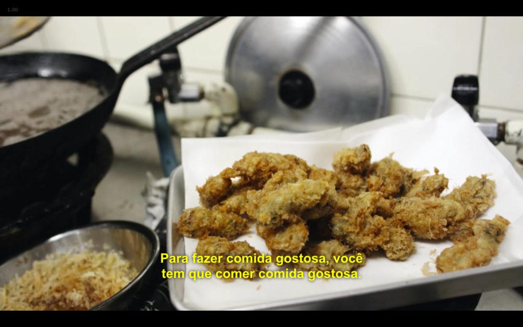 Cena de Jiro Dreams of Sushi: como entender a persona, na visão de Jiro Ono