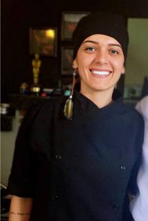 Chef Tamires Nogueira