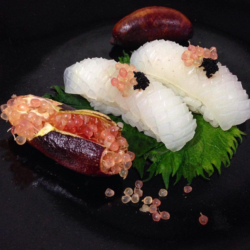 Criação de Telma Shiraishi - Restaurante Aizomê