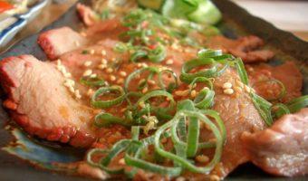 Receita de Salada Wafu (Wafu-sarada)